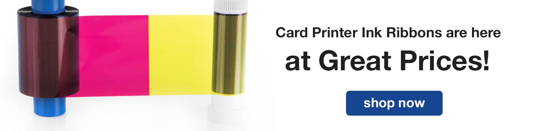 ID Cards Printer Ink Ribbons
