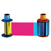click to view and buy card printer ink ribbon