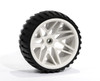 """9"""" x 5"""" Large wheel for soft surfaces."""