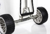 Large Wheel Original Badger Wheels™ Combo - Two Axles + Handle (Fits Tundra 35-45-50-65-75-105-110-125-160 )