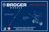 Badger 420 Instruction Sheet 4