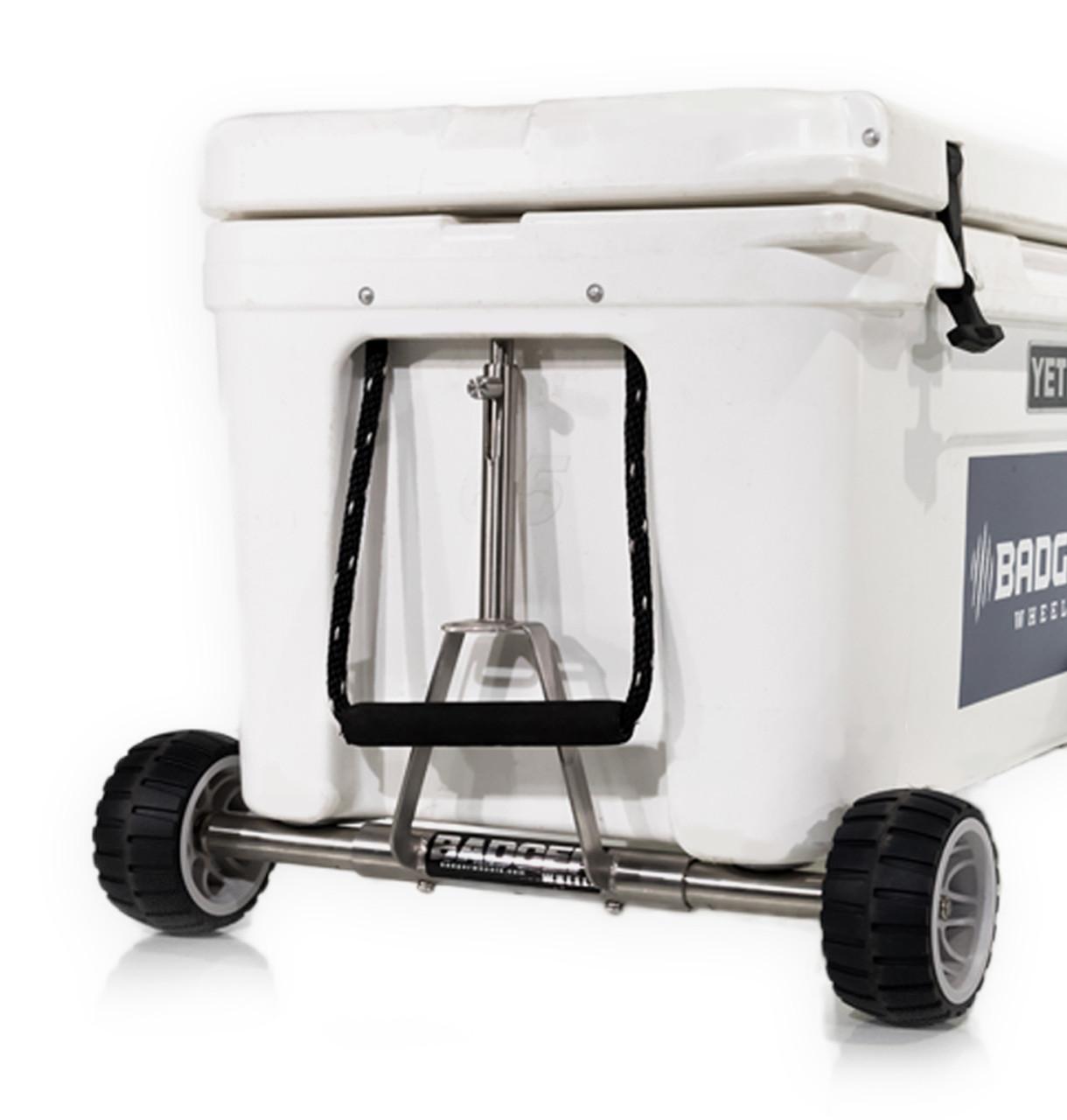 Standard Wheel Original Badger Wheels™ - Single Axle (Fits Tundra  35-45-50-65-75-105-110-125-160)