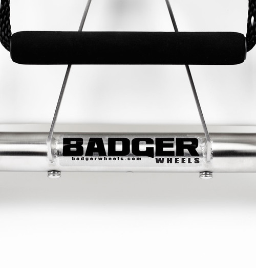 yeti cooler wheels badger badge