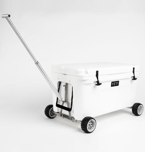 Yeti Cooler Badger Wheels Combo
