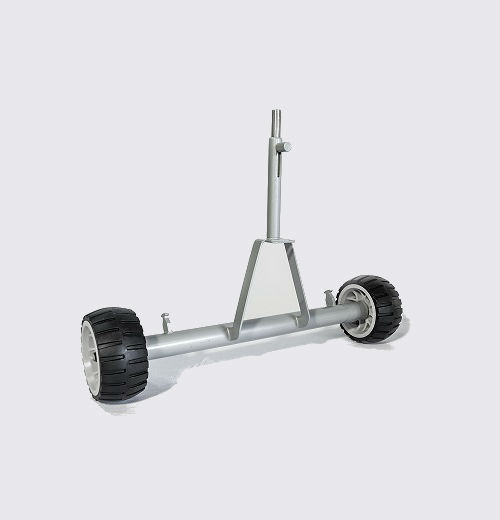 Standard Wheel Badger 65 Single Axle Fits Tundra 50 And