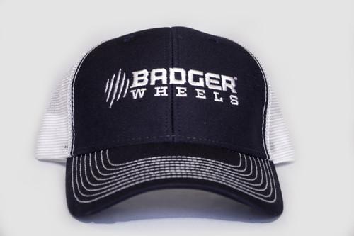 Badger midrise trucker cap