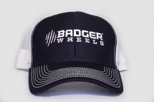 Badger midrise trucker cap