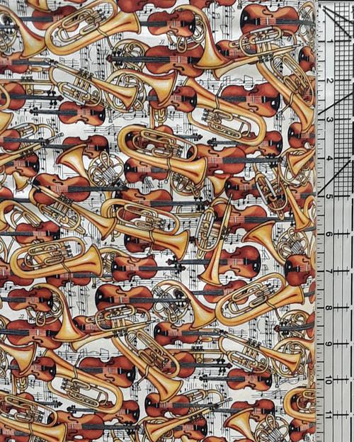 French Horns & Violins