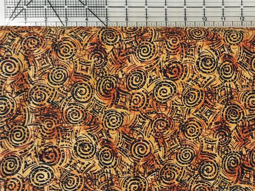 Tribal Swirls & Squares