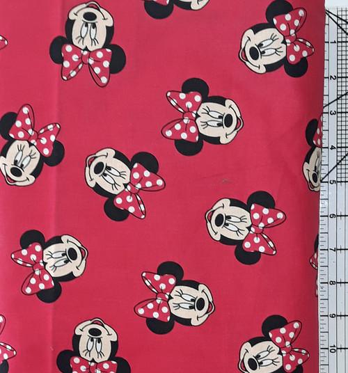 Minnie on Red