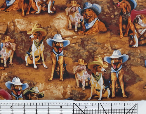 Dogs of the Old West
