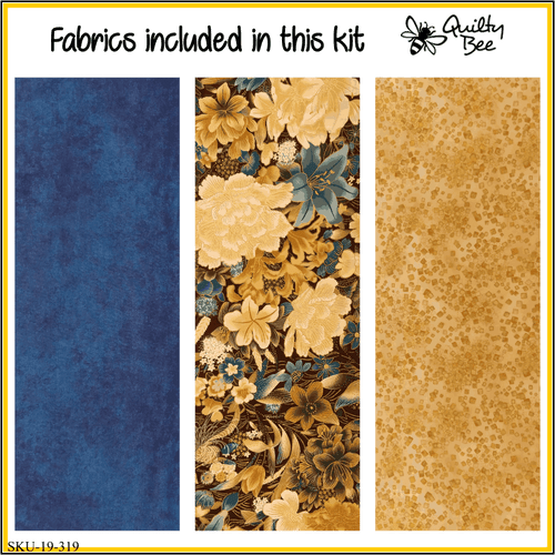 quilt fabrics for downtown quilt kit