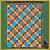 Mockup for Saffron Pattern