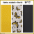 fabrics for KT-19-343  Cheery butterflies, black and yellow