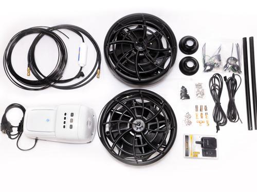 Dual Fan Mist360 Cyclone System