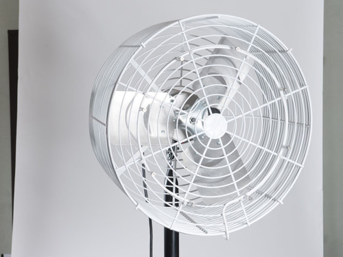 "Single 20"" Basket Fan System"