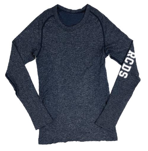 Splatter Athletic Long Sleeve with Thumbhole - One Size