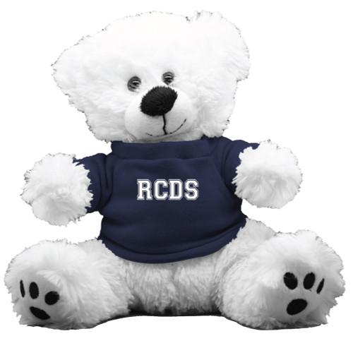 RCDS Teddy Bear - White