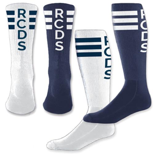 RCDS Knit Soccer Socks