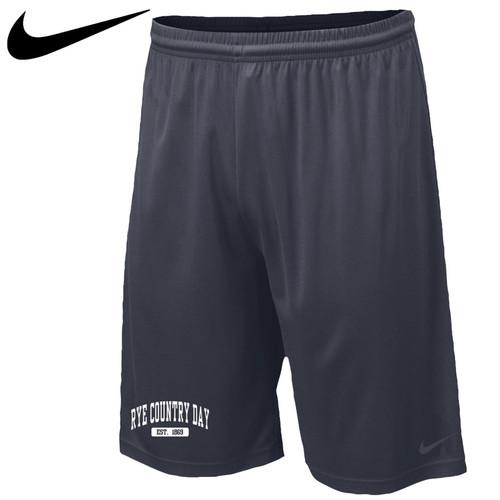 Nike Grey Performance Shorts - Youth
