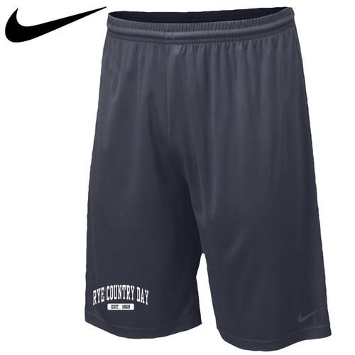 Nike Grey Performance Shorts  - Adult