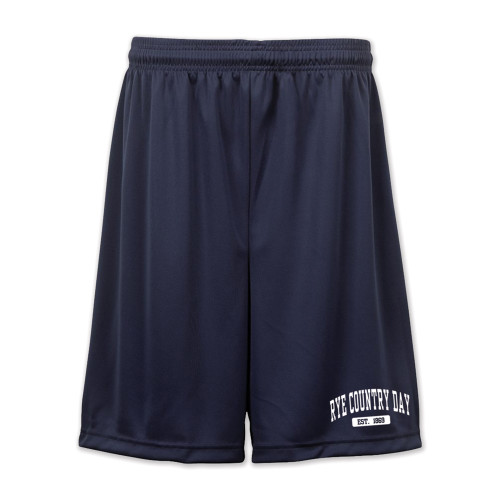 RCDS EST - Navy Performance Shorts - Youth