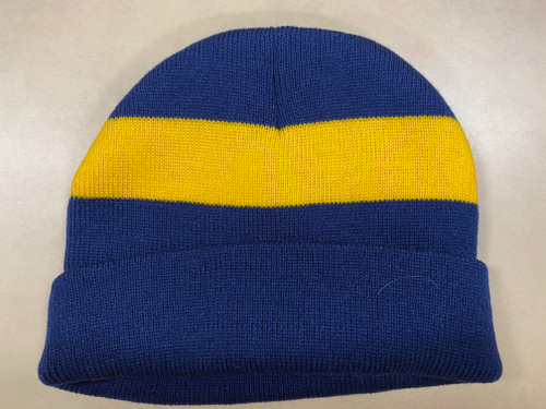 RCDS Blue and Gold Stripe Hat