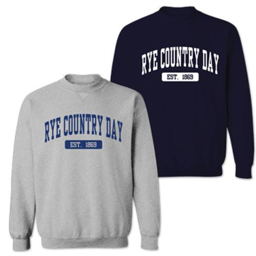 RCDS EST - Classic Crew Sweatshirt