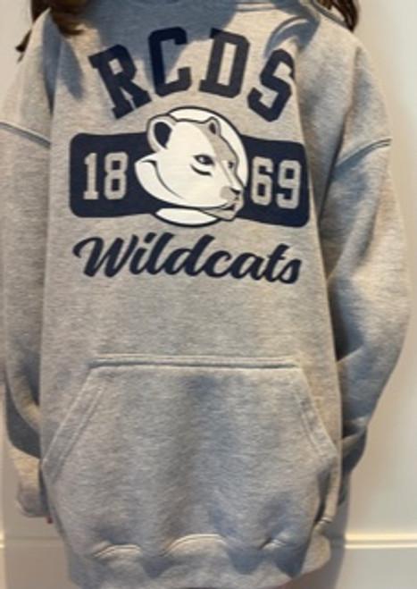 RCDS PE Hooded Sweatshirt - Adult