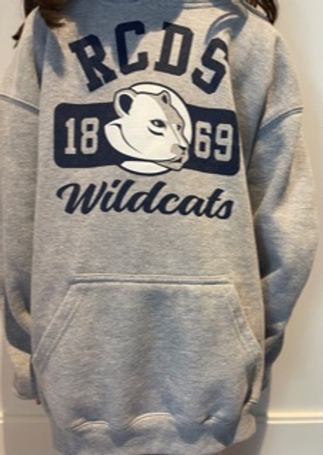 RCDS PE Hooded Sweatshirt - Youth