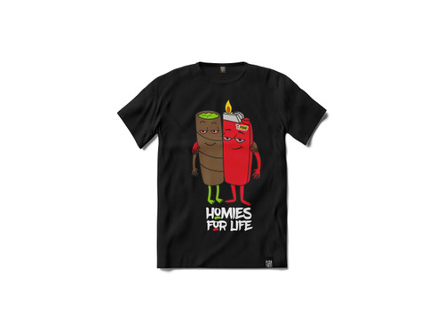 Homies For Life Tee