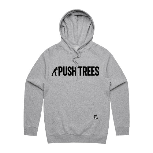 The Basic Hoodie (Athletic Gray)