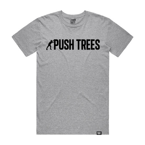 The Basic Tee (Athletic Gray)