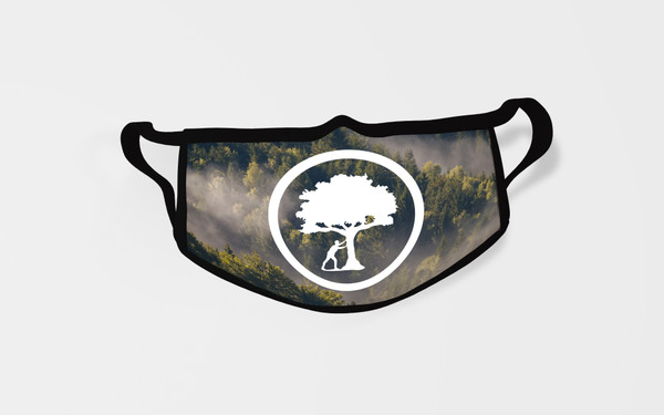 Forest Face Mask