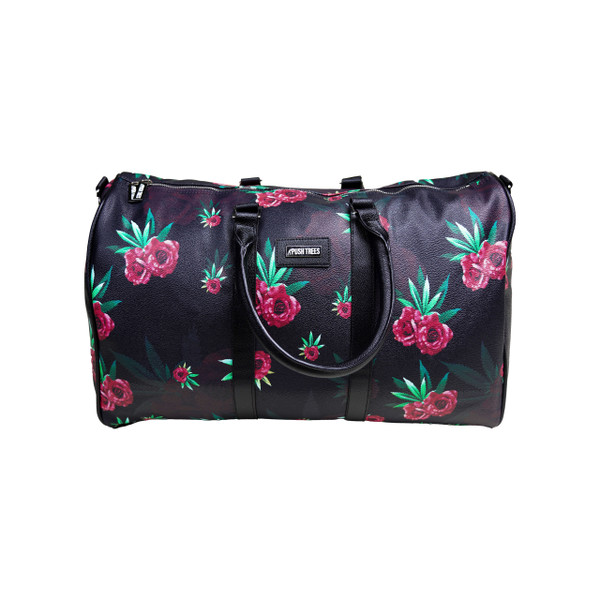 Floral Duffle