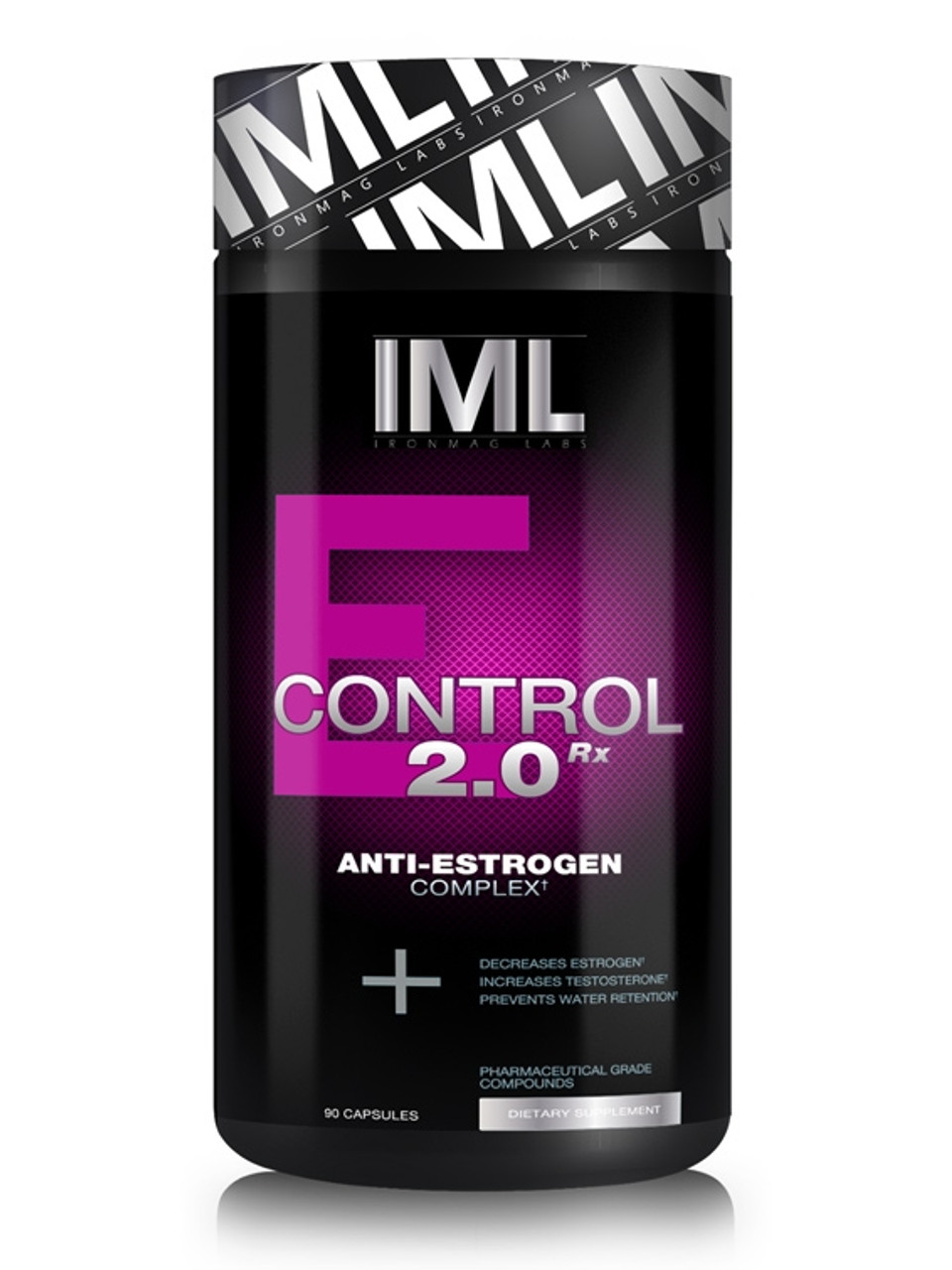 IronMag Labs E-Control 2 0, Test Booster & PCT