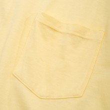 210 Garment Dyed Shortsleeve Pocket Tee