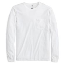 230 Garment Dyed Longsleeve Pocket T-Shirt
