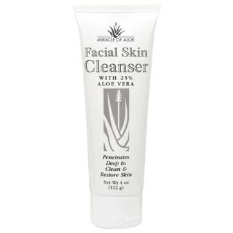 Facial Skin Cleanser 4-oz. tube.
