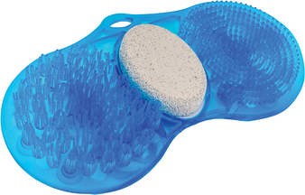 Miracle Cleansing Foot Mat.