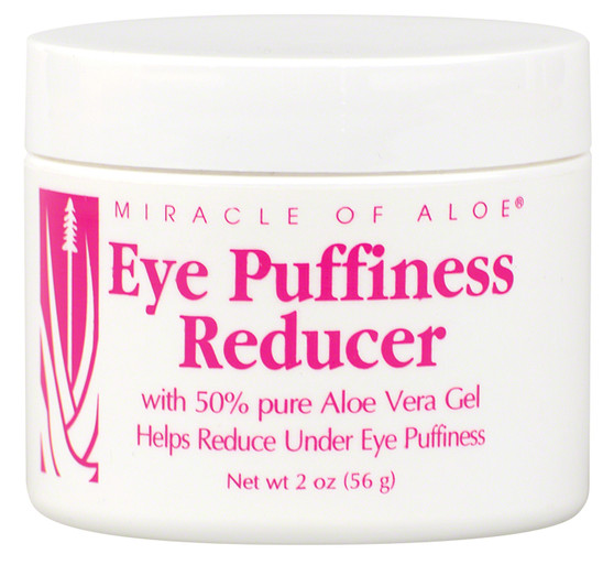 Eye Puffiness Reducer 2-oz. jar.