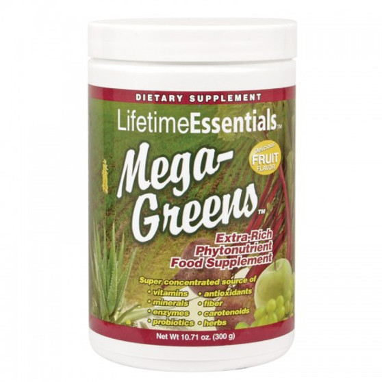 Mega Greens - 10.71-oz