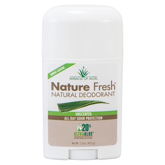 Nature Fresh Natural Deodorant 1.5 oz.