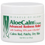 AloeCalm Redness Relief Cream 2 oz. jar.