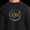 Long Sleeve Shirt with Circular Design