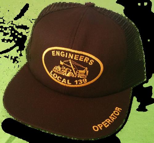 Hats - 139 Engineer Gear