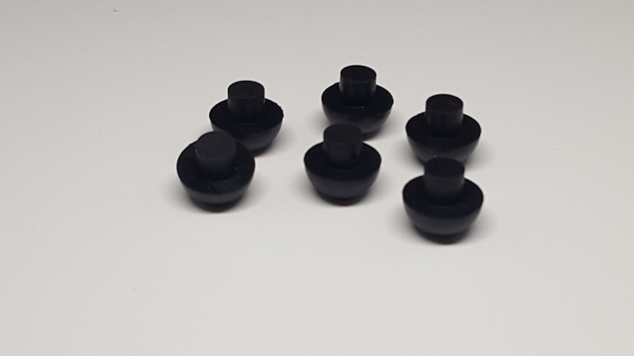 """GATOR MOLD - REPLACEMENT PLUGS"" - PRICED SEPARATELY"