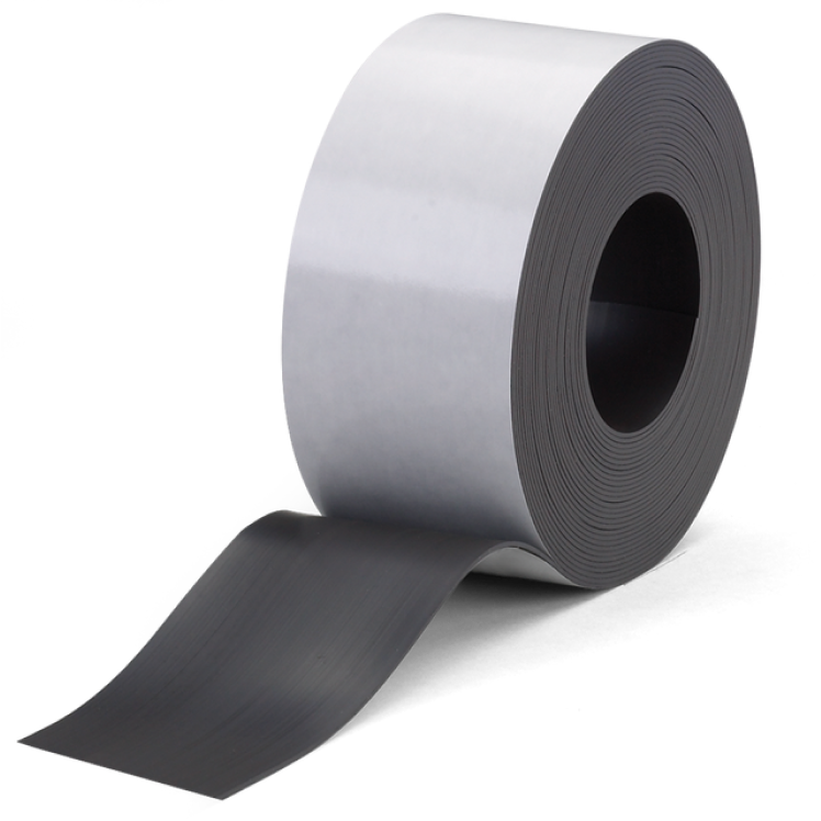 magnetic tape roll