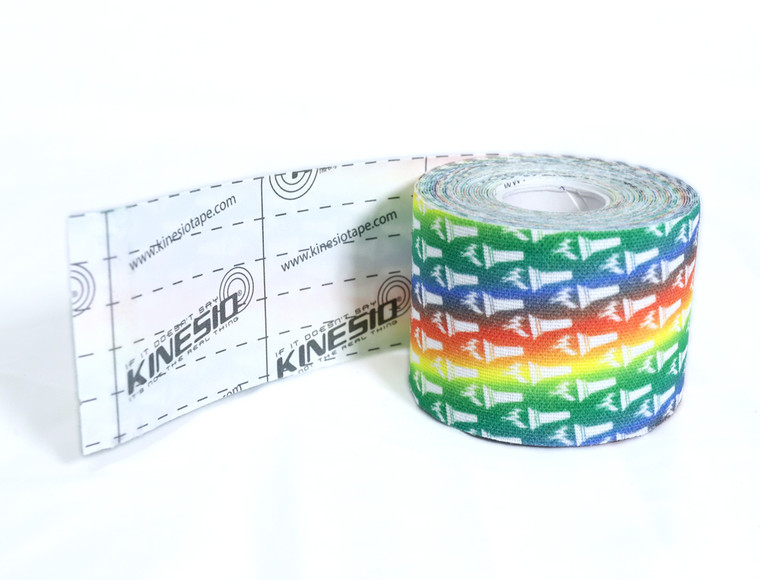 Classic Limited Edition Rainbow Torch - 5 Meter Roll