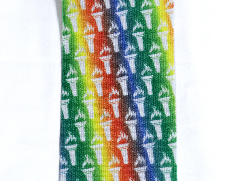 Classic Limited Edition Rainbow Torch - 2.5 Meter Roll